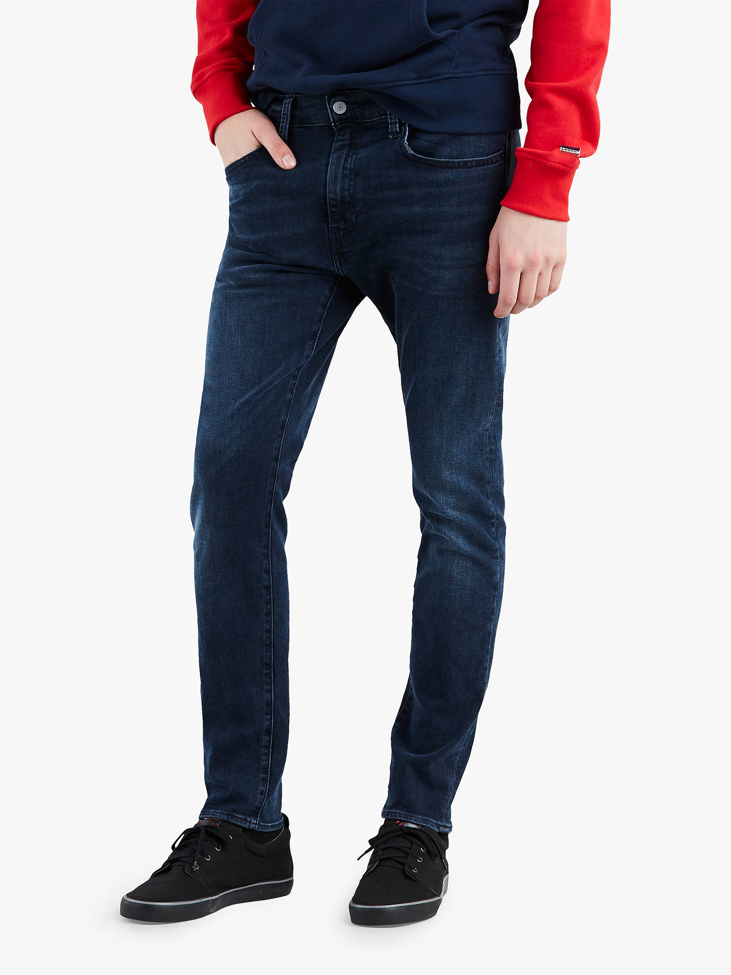 a1afc692917 Buy Levi's 512 Slim Tapered Jeans, Abu Adv, 30S Online at johnlewis. ...