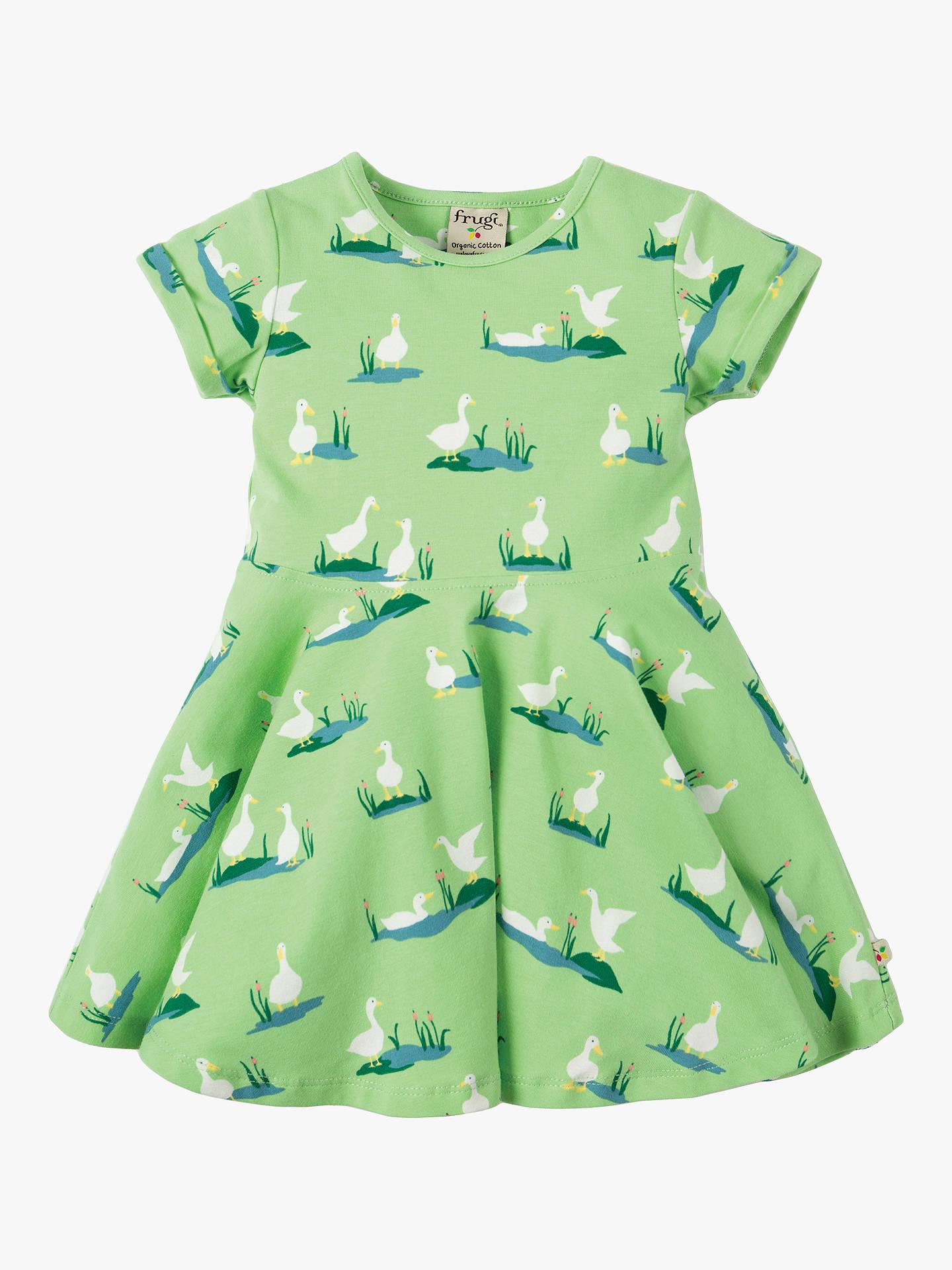 8ca584f49 Frugi Baby Organic Cotton Spring Dress