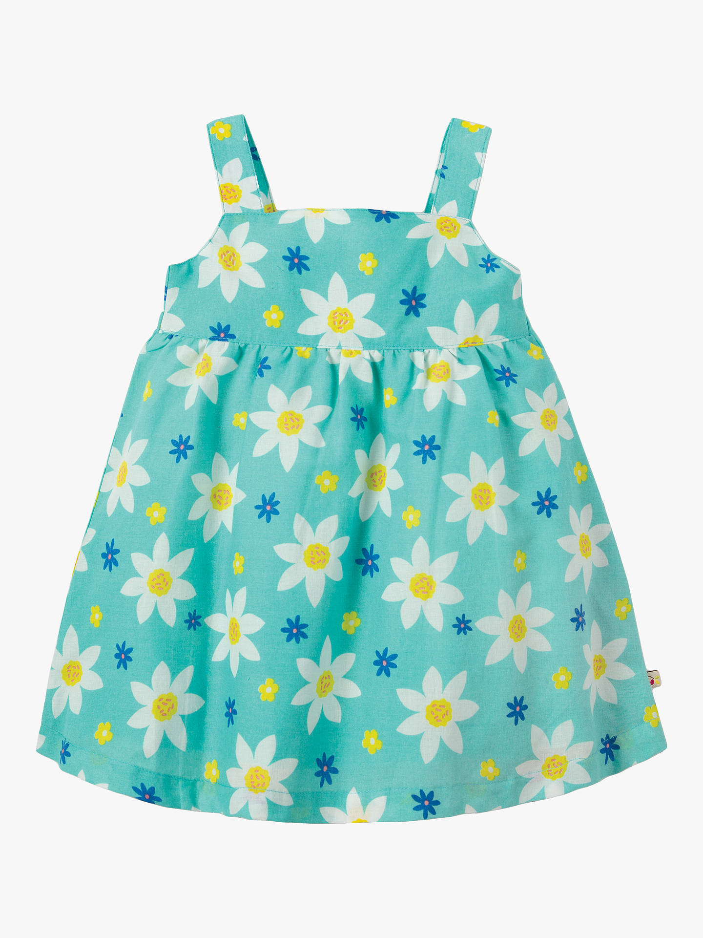 3346dfce8 Frugi Baby Organic Cotton Jess Floral Party Dress