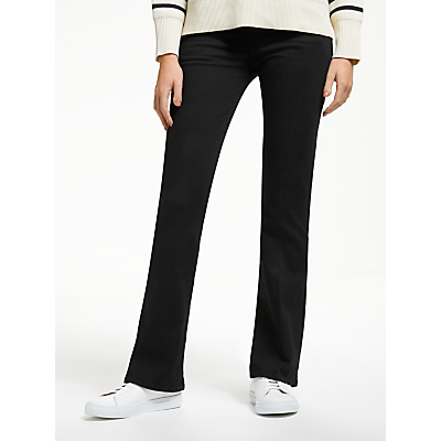 J Brand Sallie Mid Rise Bootcut Jeans, Vanity