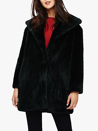 3568200373cf9 Phase Eight Beckie Faux Fur Coat