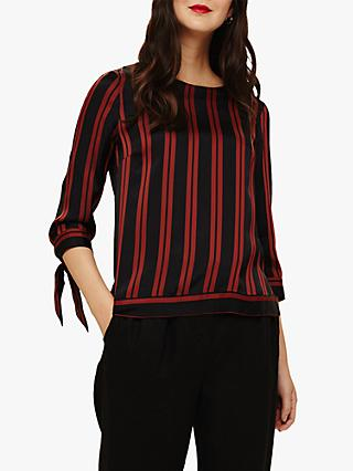 4da68413dd04 Phase Eight Iris Stripe Blouse