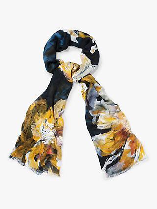 Phase Eight Elzabella Print Scarf, Multi