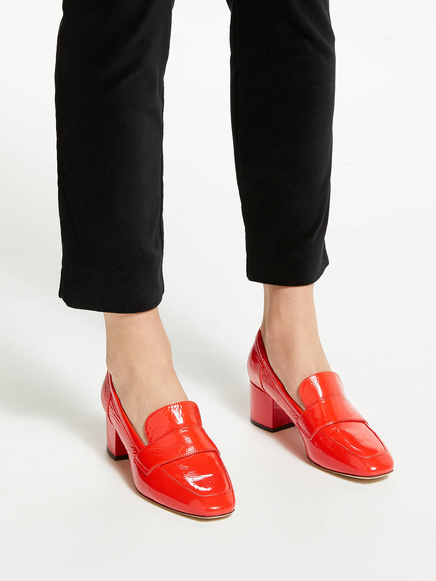 6f0bc9a9cf4 Buy Boden Alicia Block Heel Loafers