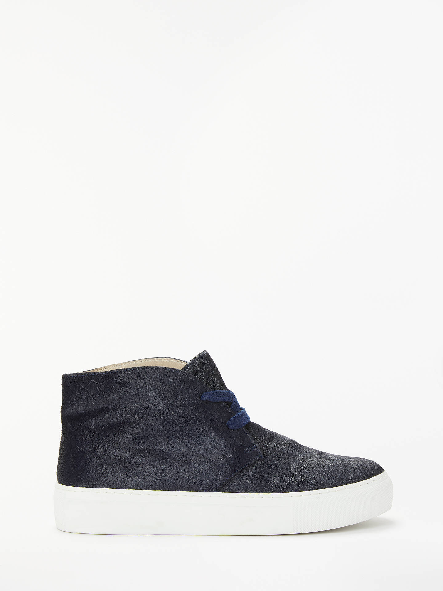 BuyBoden Platform Trainers, Navy, 5 Online at johnlewis.com