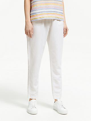 Collection WEEKEND by John Lewis Draw Waist Chino Trousers