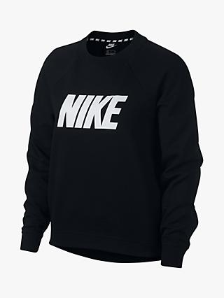 7d8bb4d7e3ebb0 Nike Long Sleeve Logo Sweatshirt