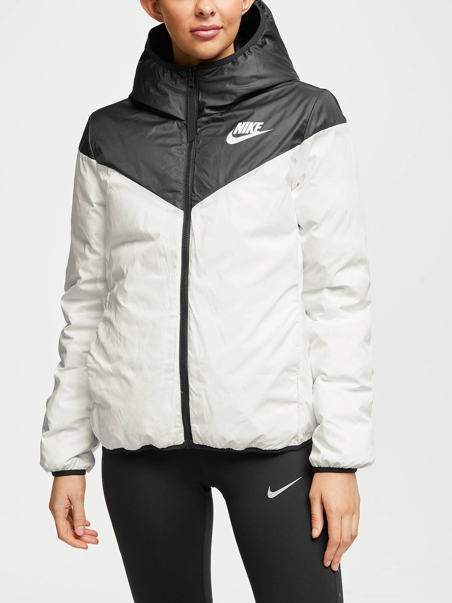 d96dfab96bdbc5 Nike Sportswear Windrunner Women's Reversible Down Fill Jacket
