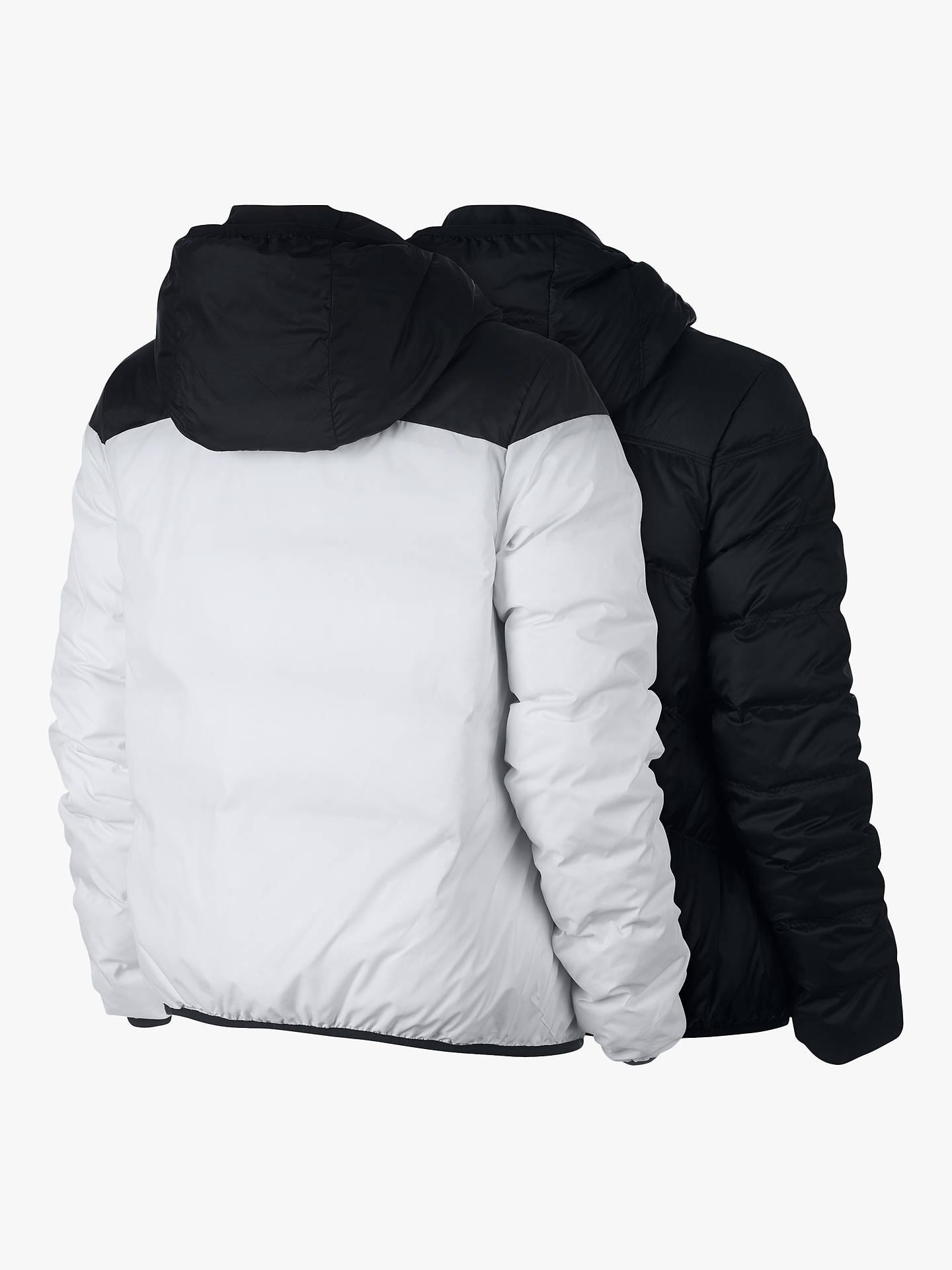 566c573ef320 ... Buy Nike Sportswear Windrunner Women s Reversible Down Fill Jacket
