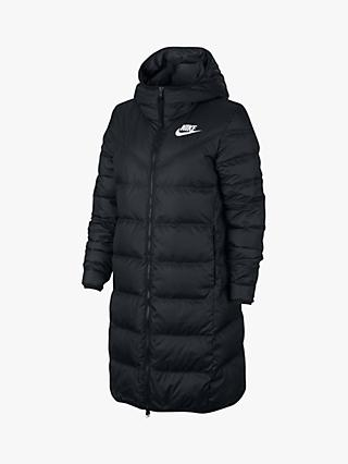 Nike Down Fill Women s Reversible Parka Coat e3aefbf36941