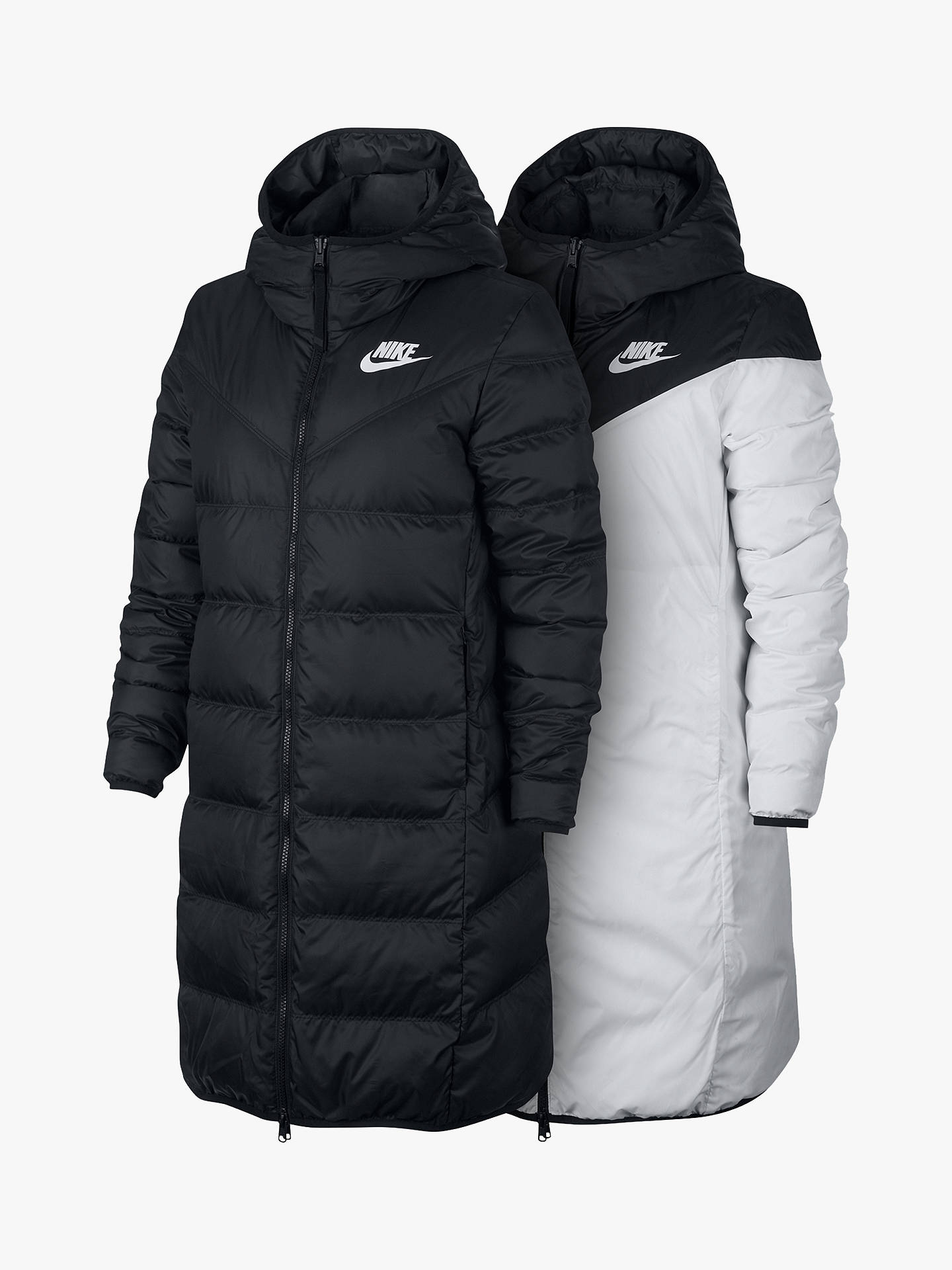 b8c3ac98fc ... BuyNike Down Fill Women s Reversible Parka Coat