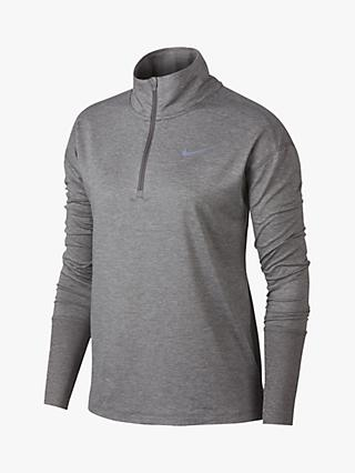f5609ca28f6518 Nike Dry Element 1 2 Zip Running Top