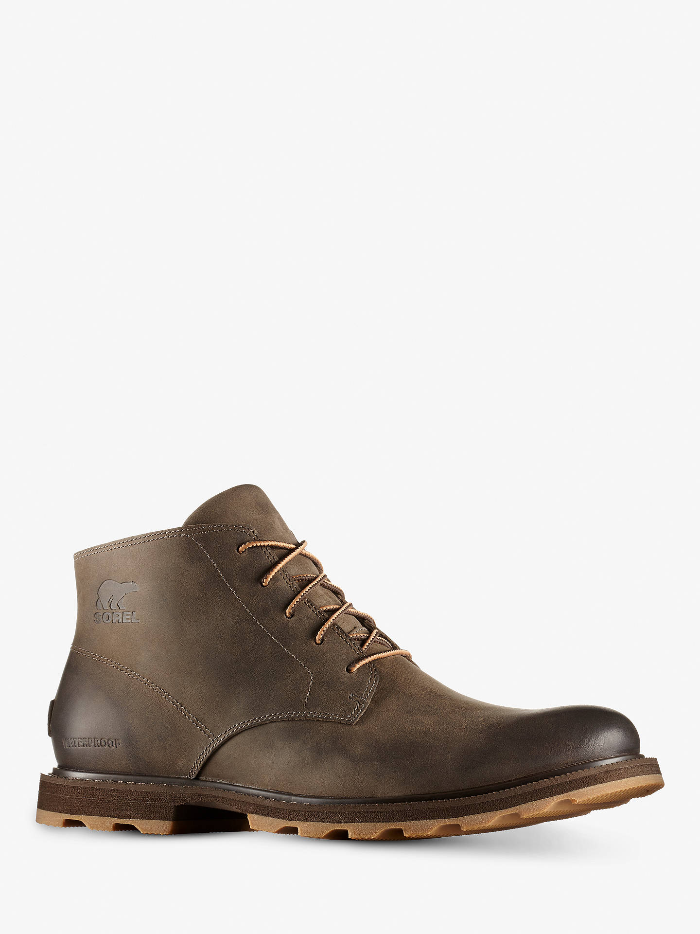 2fda63d465f SOREL Madson Waterproof Chukka Boots, Major at John Lewis & Partners