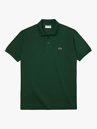ebe023b46957 Lacoste L.12.12 Classic Regular Fit Short Sleeve Polo Shirt