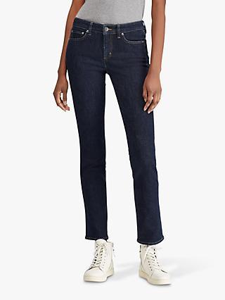 9ff6b8a1fbb Lauren Ralph Lauren Premier Slim Straight Leg Jeans