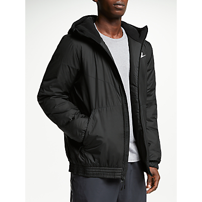 Nike Synthetic Fill Jacket, Black