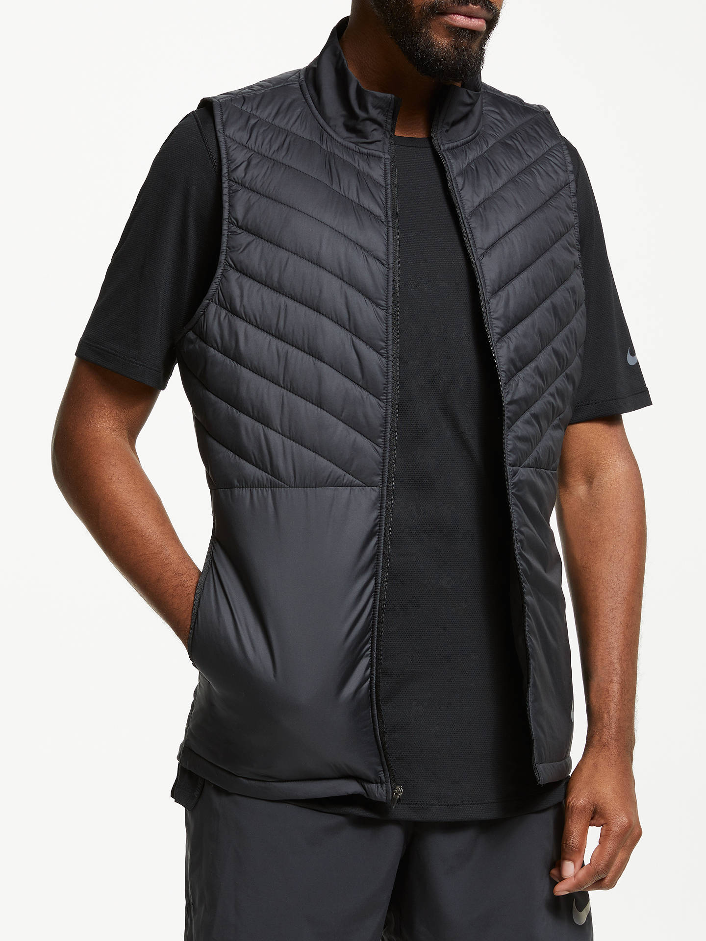 87bda0b59682 Buy Nike AeroLayer Men s Running Vest