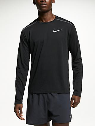 Nike Breathe Rise 365 Long Sleeve Running Top