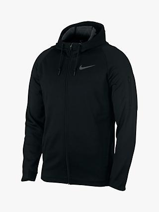 b7e4e09d60362b Nike Therma Sphere Hooded Full Zip Training Jacket