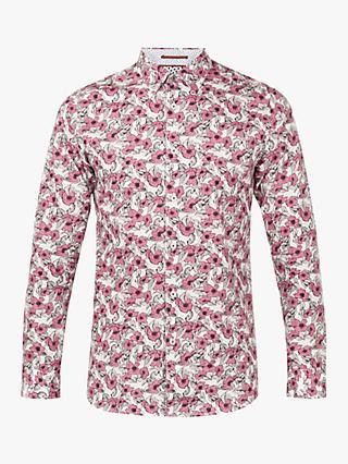ecbf502cc Ted Baker Croydon Long Sleeve Floral Shirt