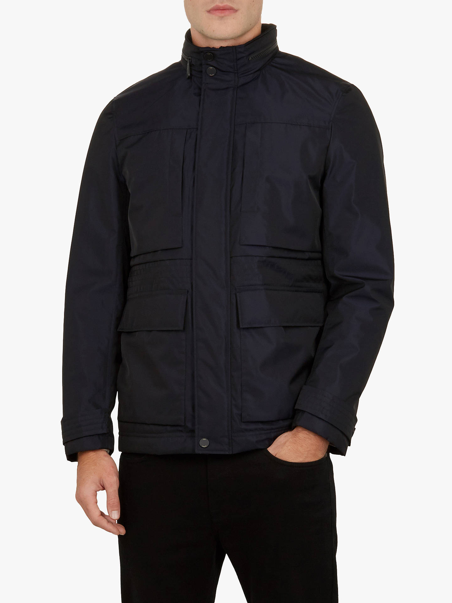 830a54623944 Ted Baker Oka Field Jacket at John Lewis   Partners