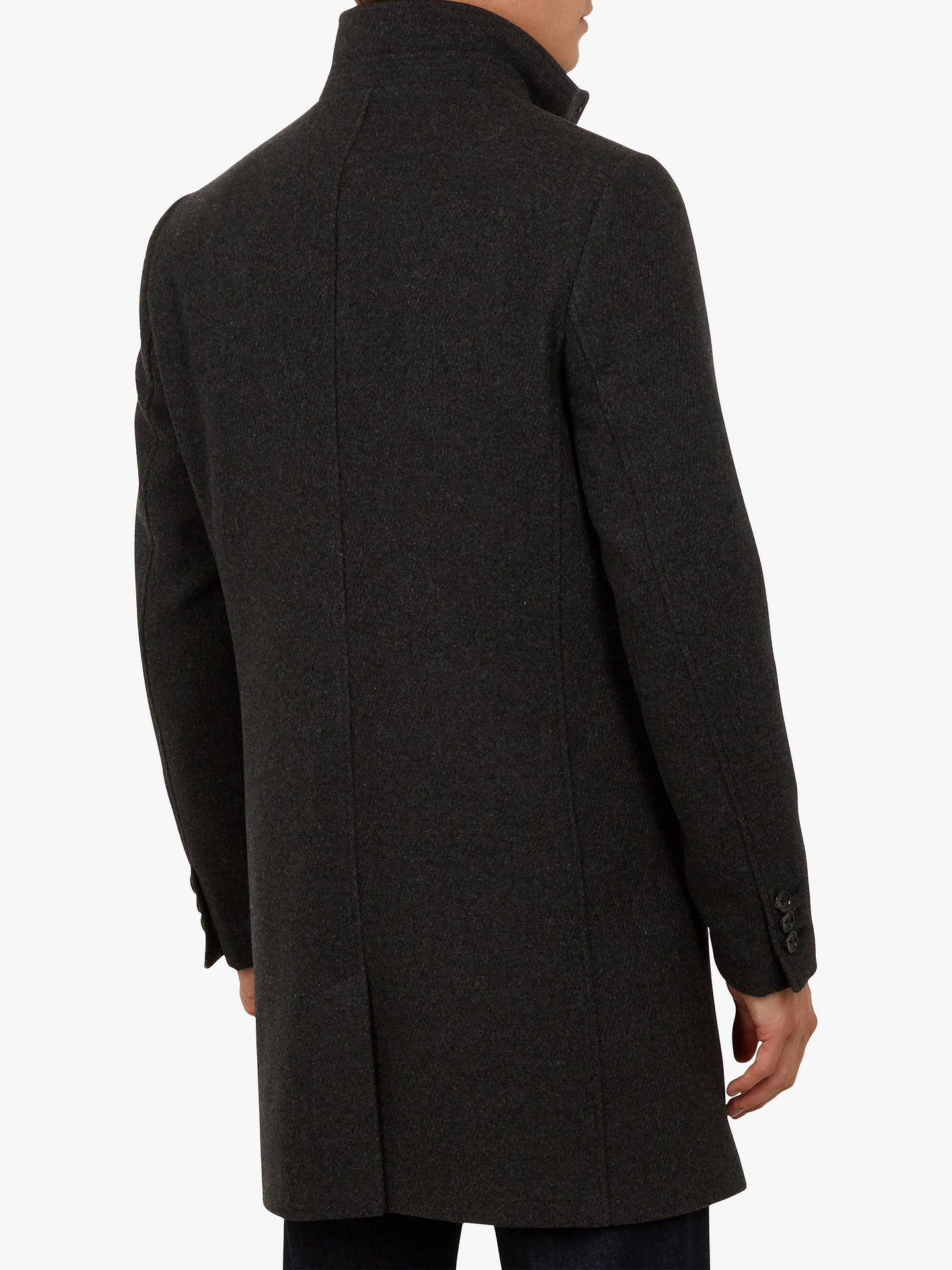 616e4cf61 ... Buy Ted Baker Cheago Funnel Neck Coat