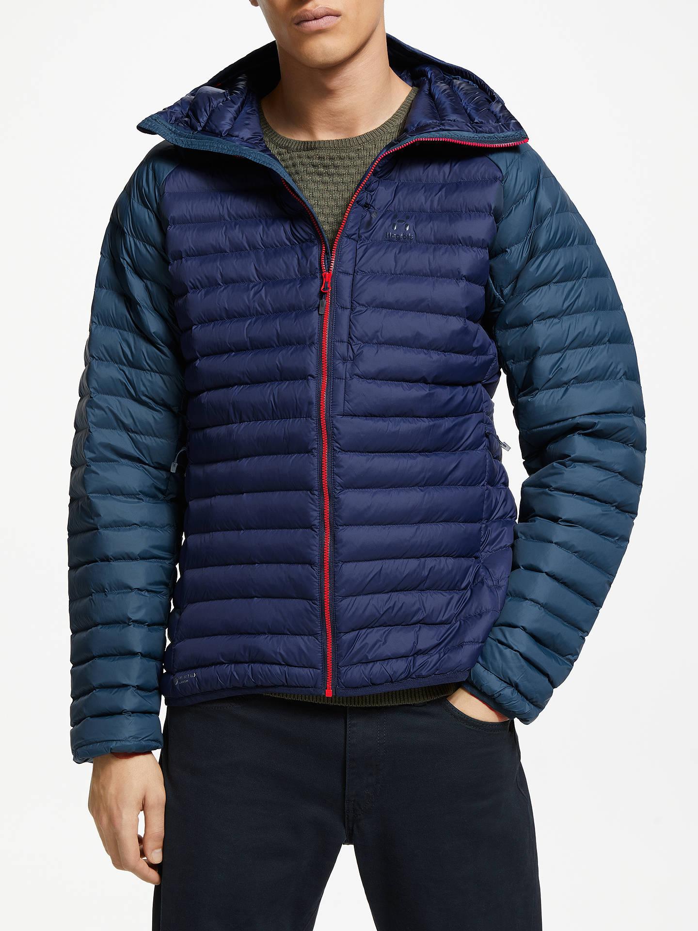 817694178ef Buy Haglöfs Essens Mimic Men's Insulated Jacket, Tarn Blue/Blue Ink, L  Online ...