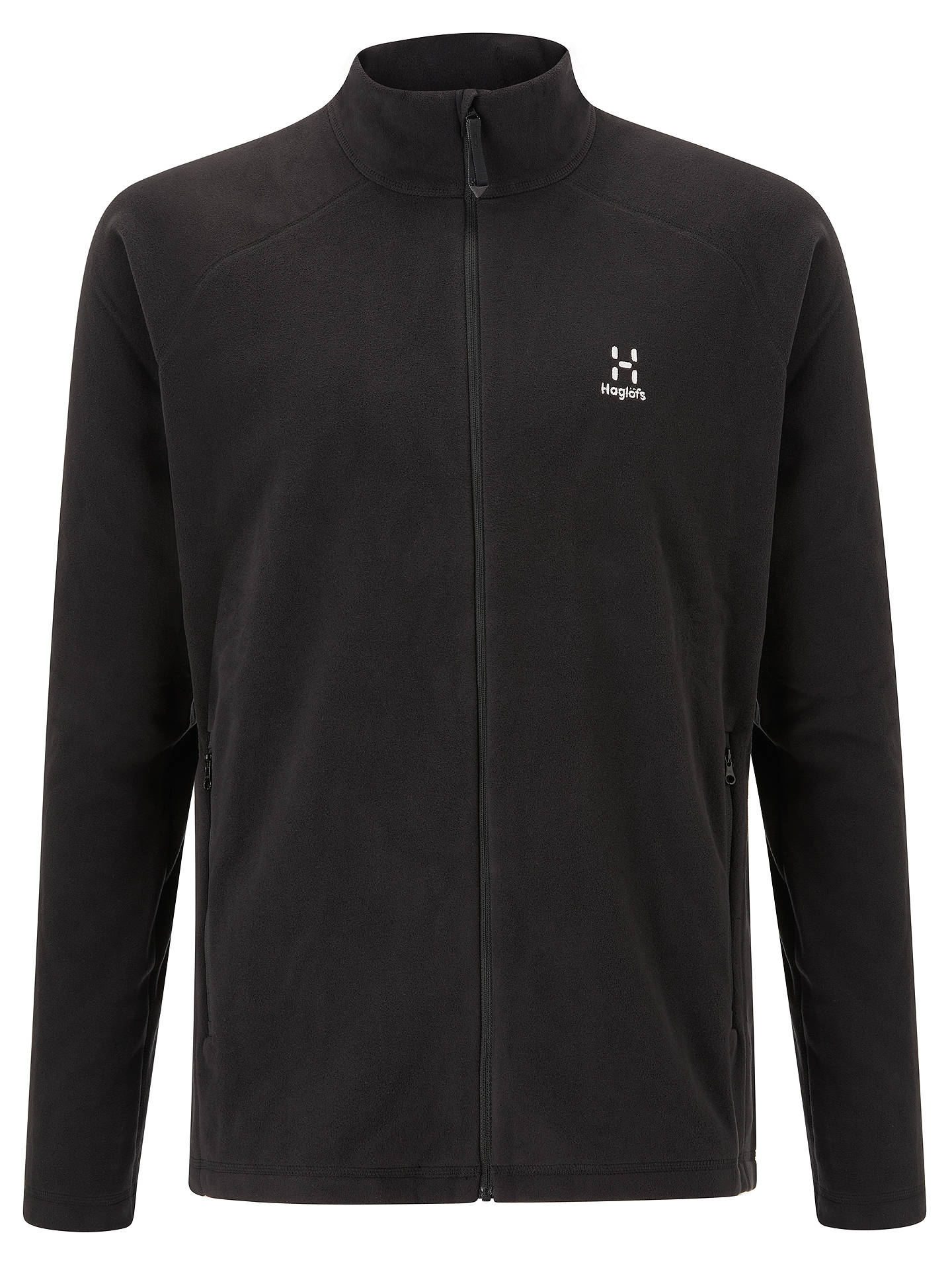Jackets & Waterproofs Haglofs Mens Astro Jacket Black