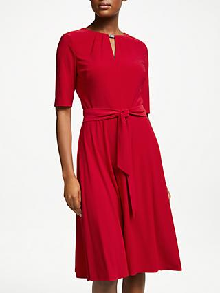 Lauren Ralph Lauren Chicky Dress, Parlour Red