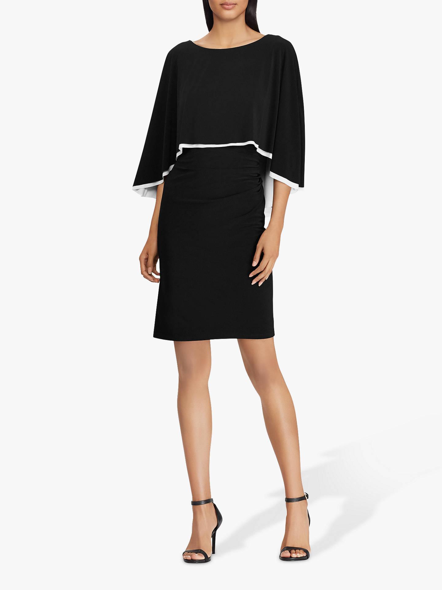 ad6f76286fa Buy Lauren Ralph Lauren Abriel Cape Dress