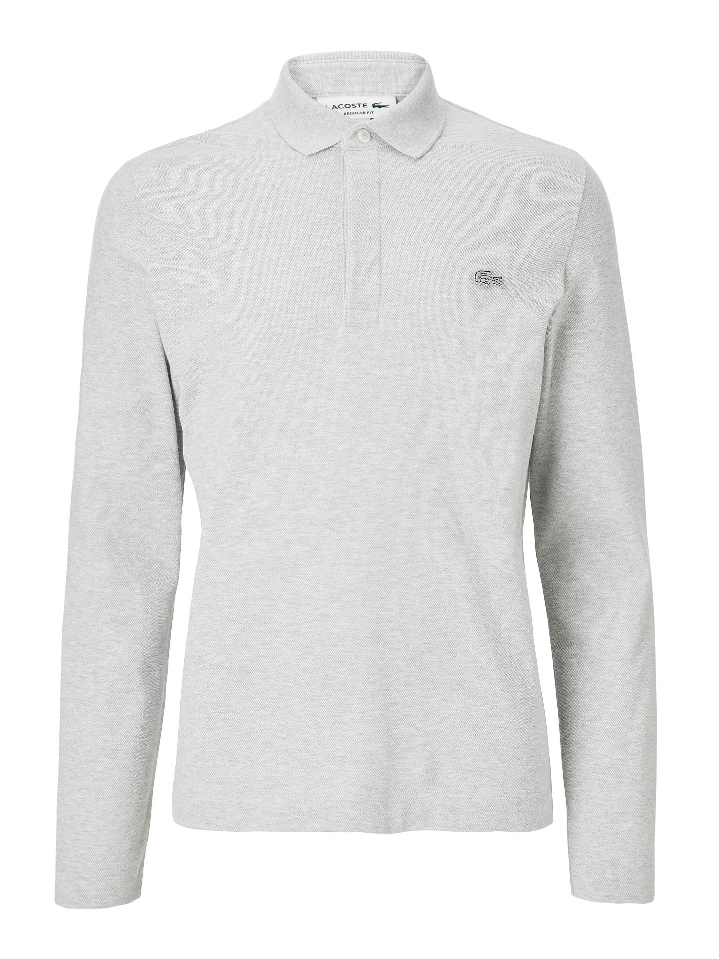 bfd9373f6 Lacoste Long Sleeve Polo Shirt