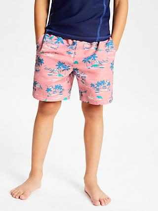 98f7d4142d Boy's Swimwear | Speedo, Platypus, Hackett London | John Lewis