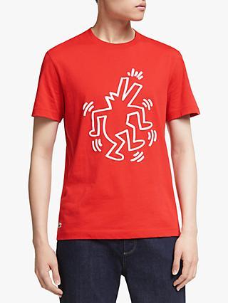 79e6fae6fa Lacoste x Keith Haring Graphic T-Shirt