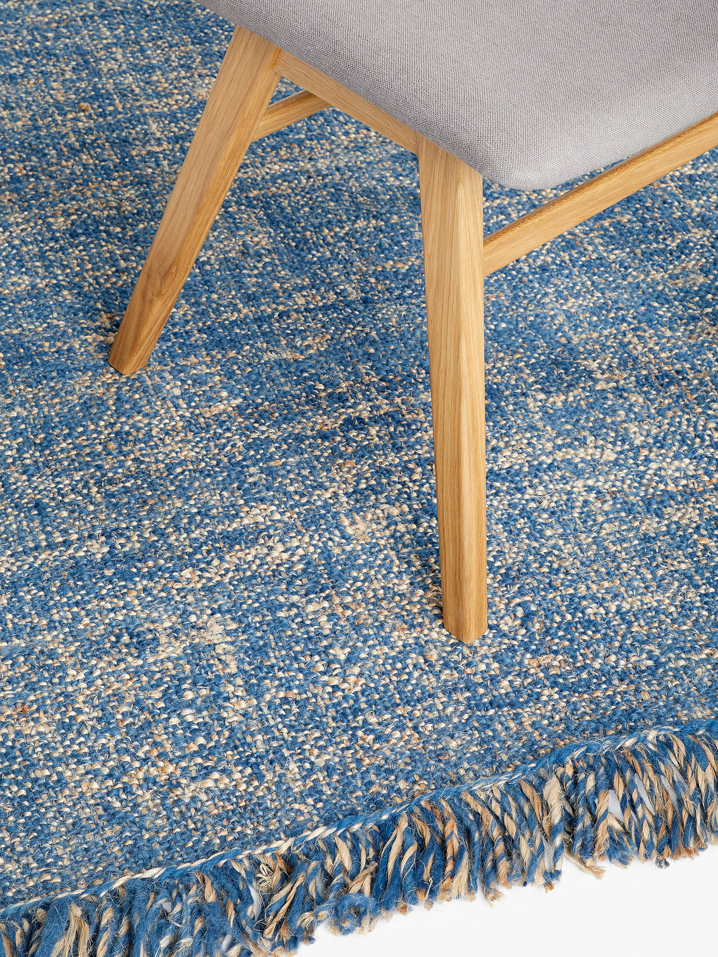 Croft Collection Dalton Jute Wool Rug At John Lewis Amp Partners