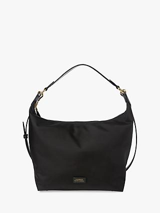 Lauren Ralph Lauren Medium Hobo Bag, Black