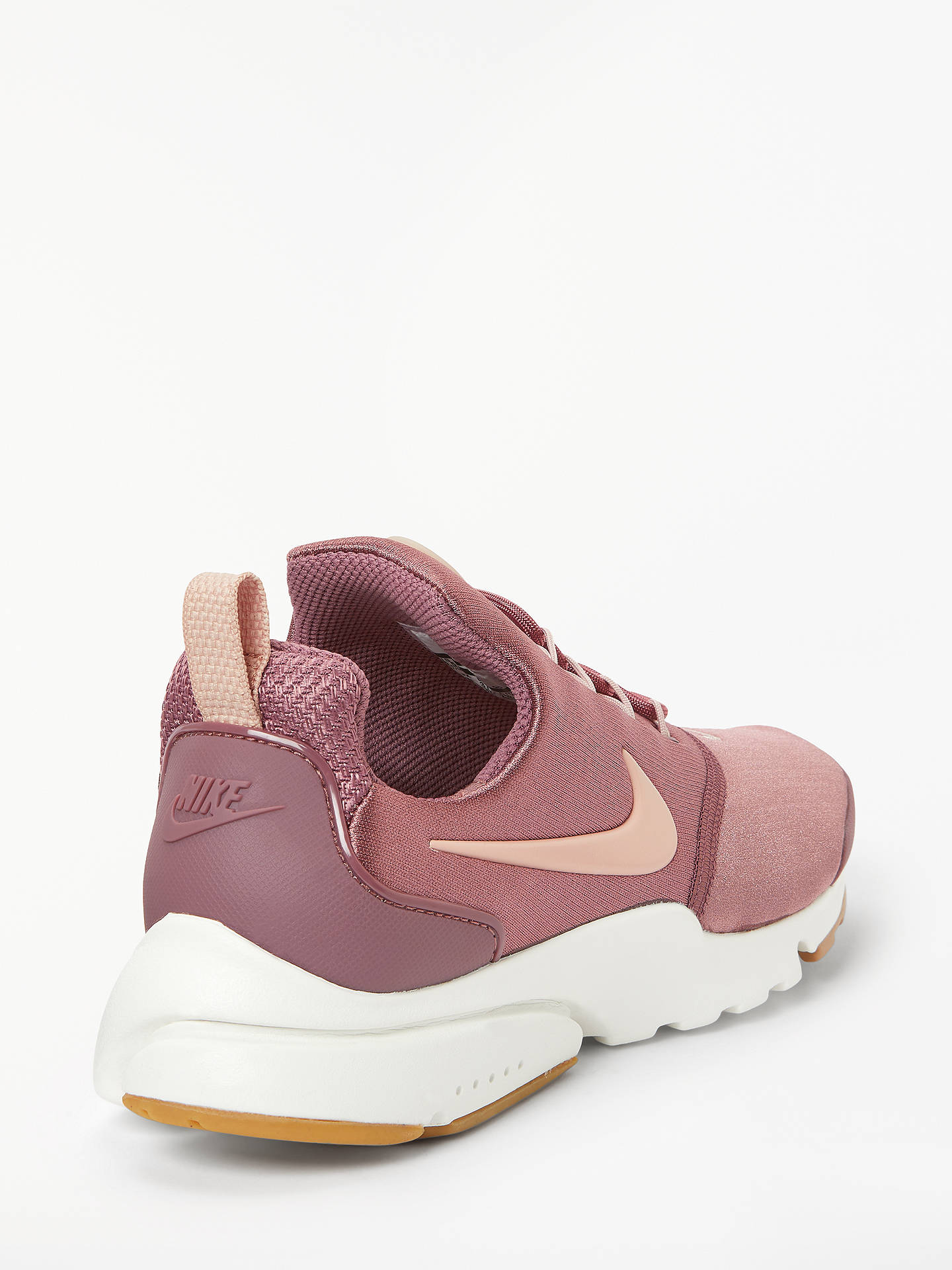 quality design cd420 f10c3 Nike Presto Fly Women's Trainers, Smokey Mauve/Particle Beige