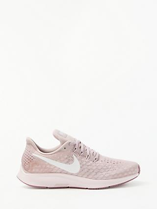 Nike Air Zoom Pegasus 35 Women's Running Shoes, Particle Rose/White