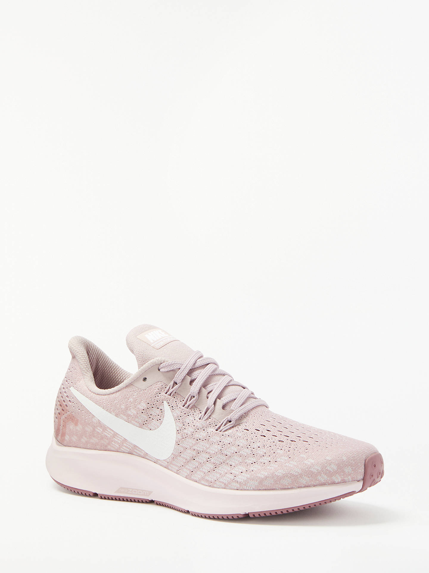 free shipping 10ca6 afcd6 ... Buy Nike Air Zoom Pegasus 35 Women s Running Shoes, Particle Rose White,  4 ...
