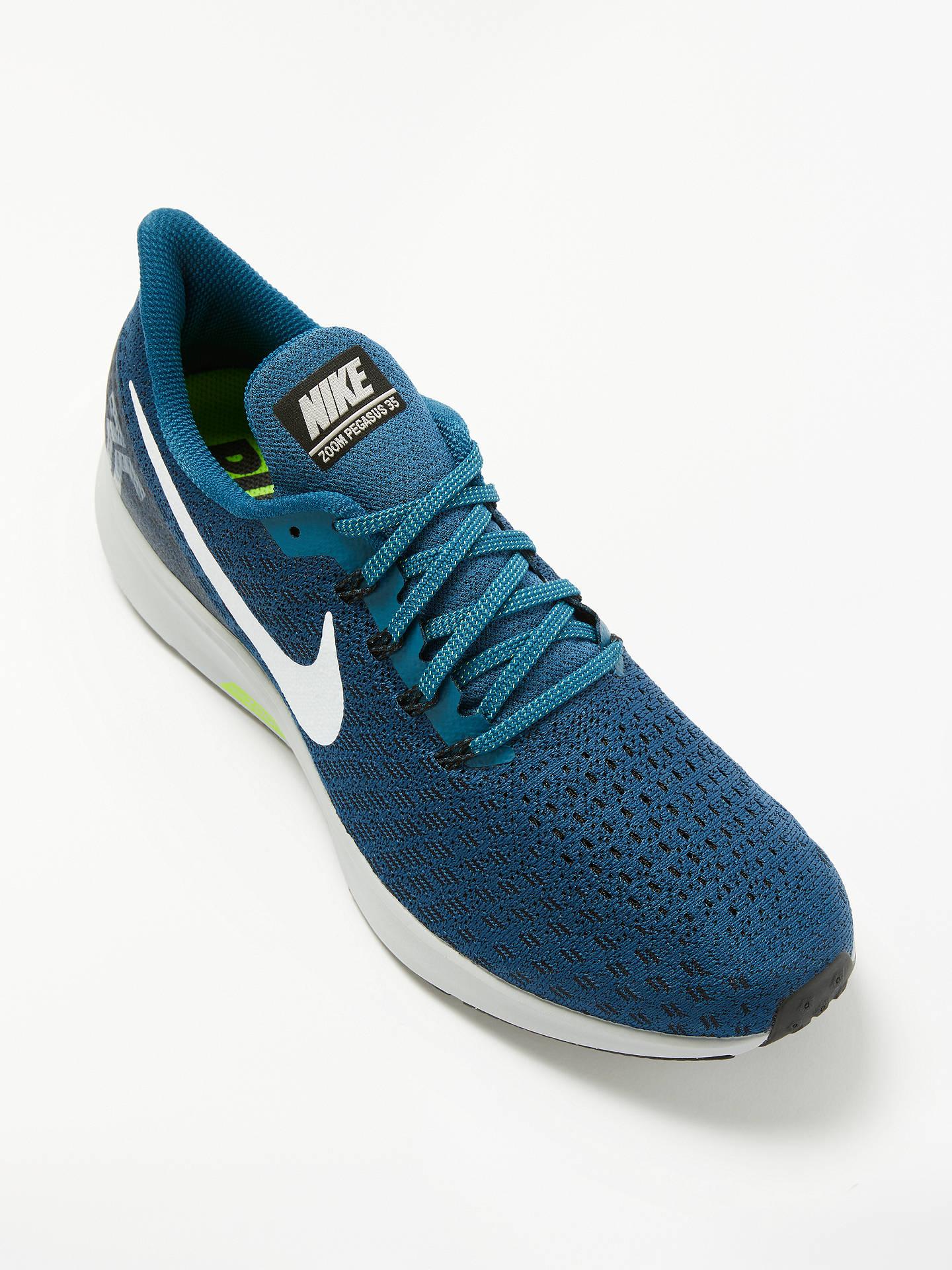 Nike Air Zoom Pegasus 35 Men's Running Shoes, Blue Force