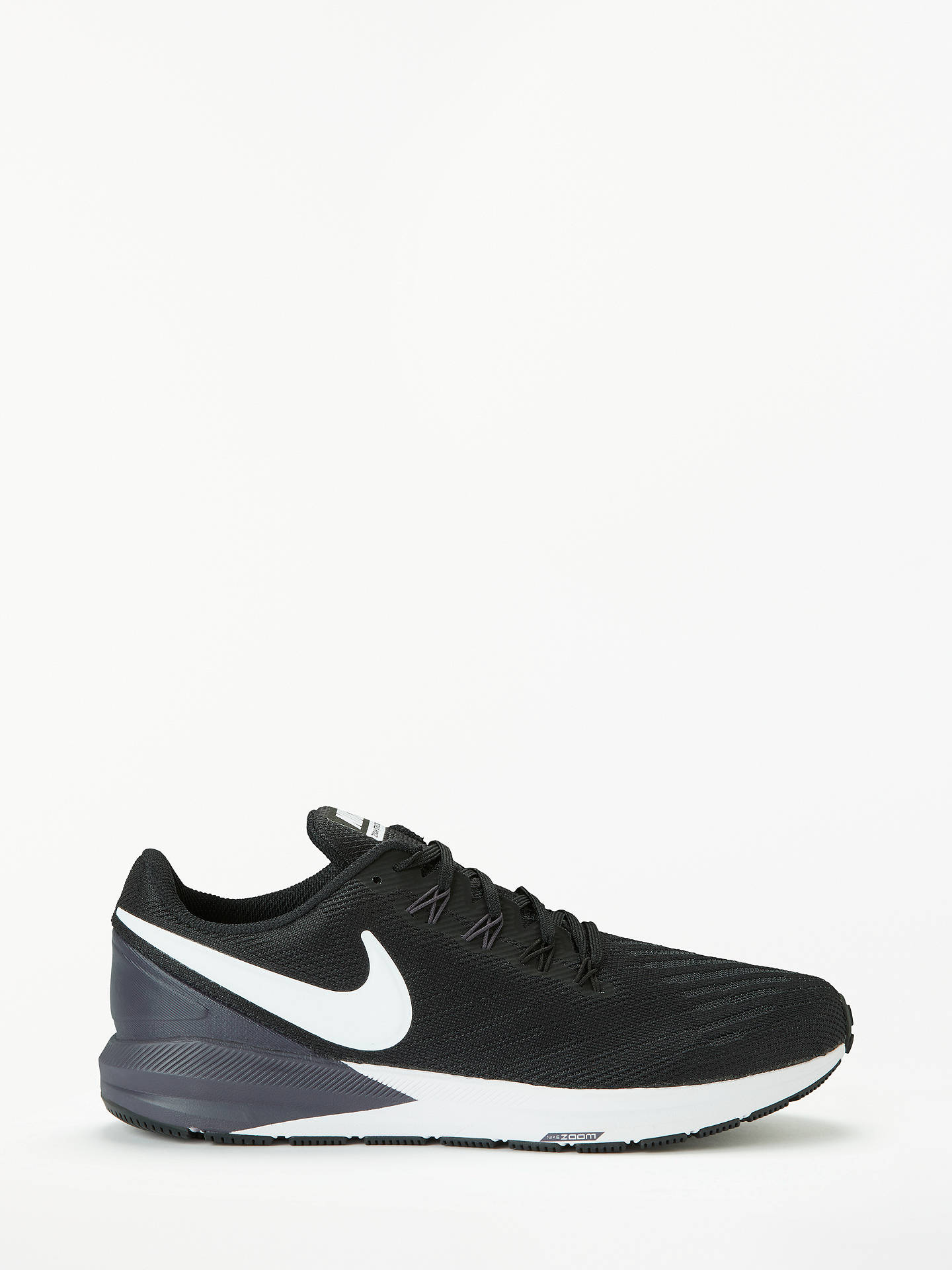 online retailer 1bf69 c4af8 ... france buynike air zoom structure 22 mens running shoes black white  gridiron 10 online c5b75 174eb