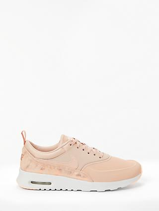info for 1d010 da661 Nike Air Max Thea Premium Womens Trainers, Particle Beige