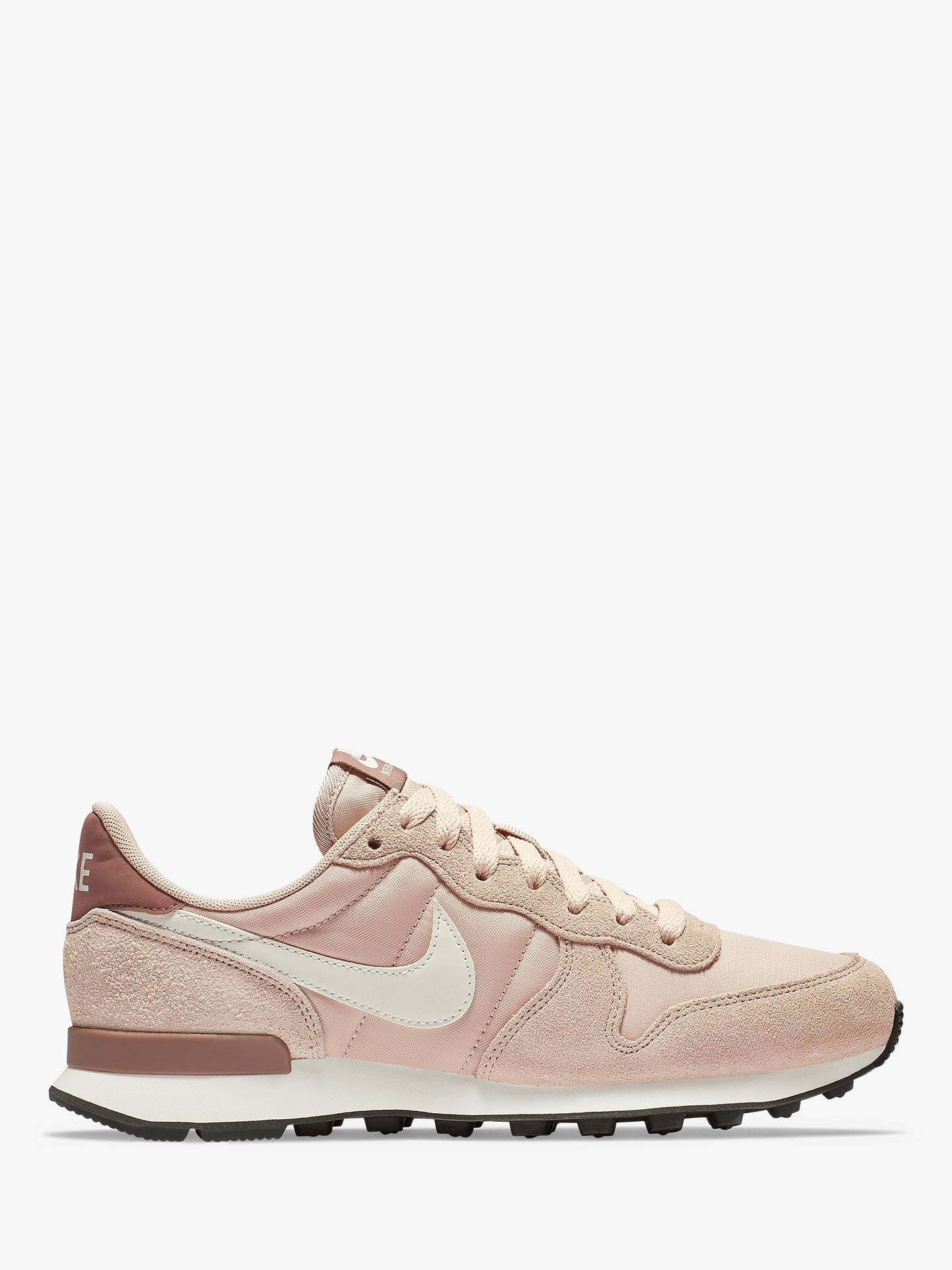 new style 1750e e8021 Buy Nike Internationalist Women s Trainers, Particle Beige Summit  White Smokey Mauve, 4 ...