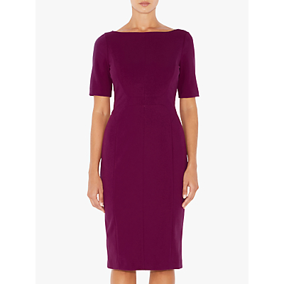 Adrianna Papell Angled Seam Shift Dress