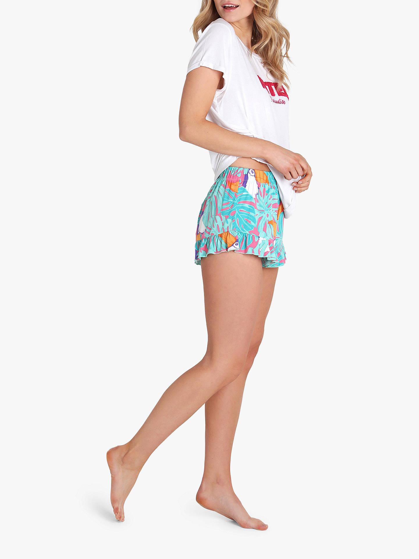 b391826f4 ... Buy Chelsea Peers Hotel Paradise Shorts Pyjama Set