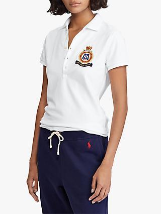 1c5f0d21130aa Polo Ralph Lauren Julie Polo Shirt
