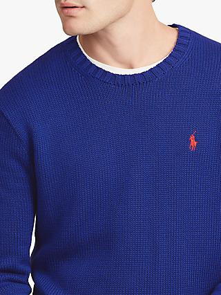 Polo Ralph Lauren Crew Neck Jumper