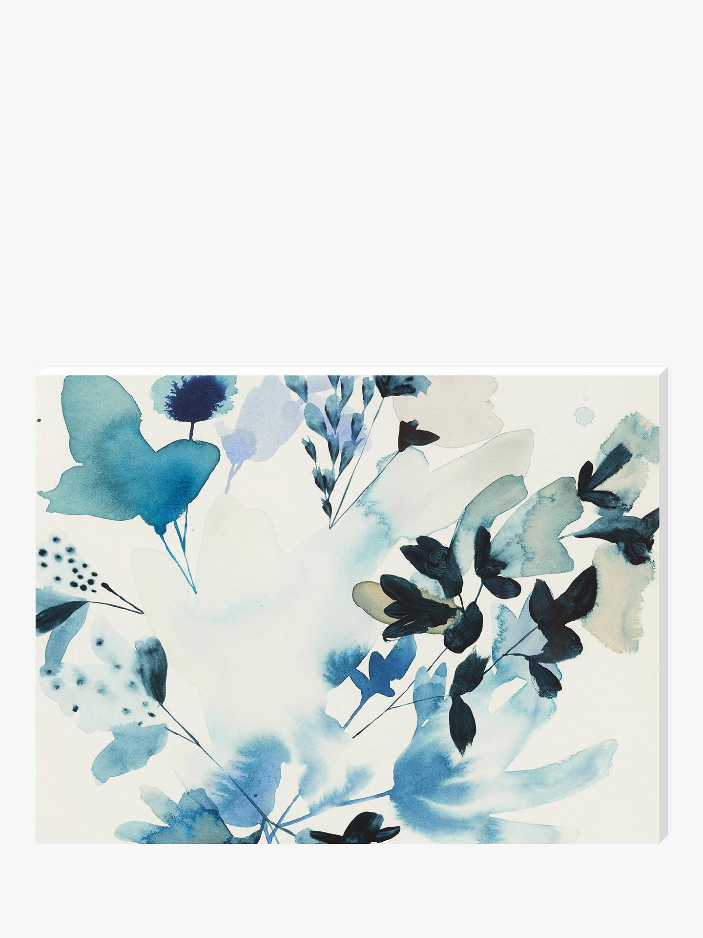 Buy Jen Garrido - Wildflower, Stretched Canvas, 60 x 45cm Online at johnlewis.