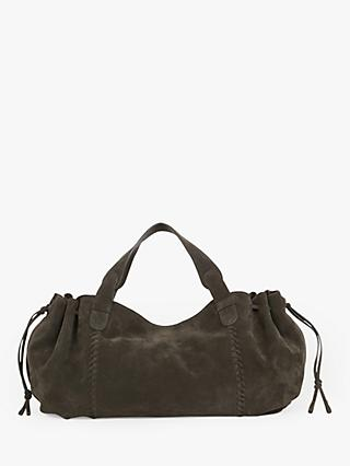 Gerard Darel Point 24 Handbag, Khaki Green