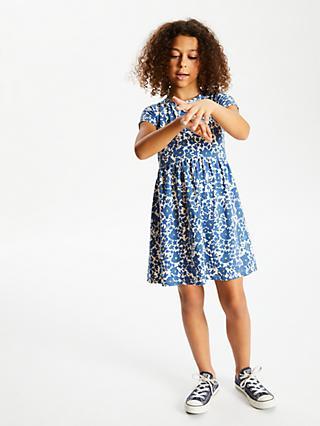 d18feb9b18 John Lewis   Partners Girls  Floral Print Dress