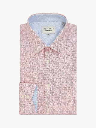 Ted Baker Belugar Spot Shirt, Red